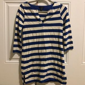 Jcrew XXS 3/4 sleeve dress